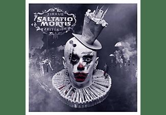 Saltatio Mortis - Zirkus Zeitgeist (Farbige Doppelvinyl & Mp3 Code)  - (Vinyl)