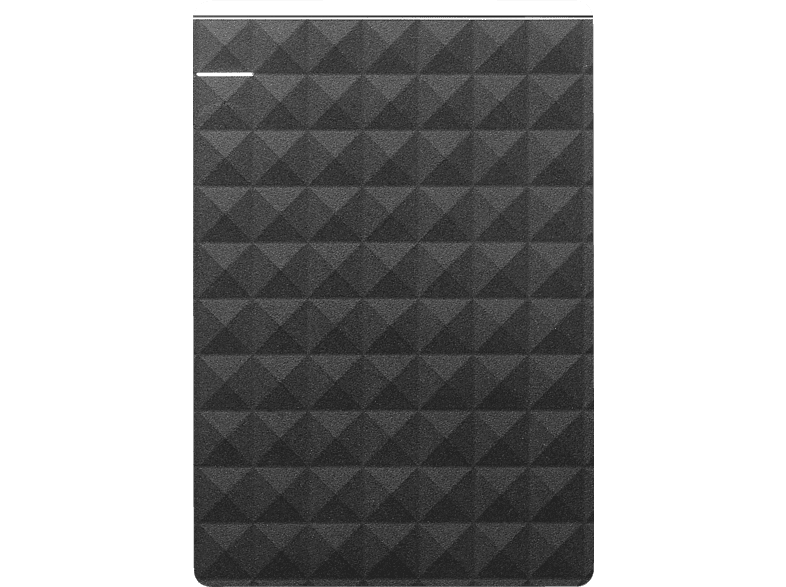 SEAGATE Expansion Portable, 500 GB HDD, 2,5 Zoll, extern, Schwarz