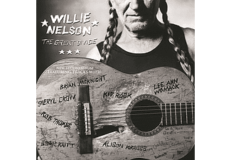 Willie Nelson - The Great Divide (CD)