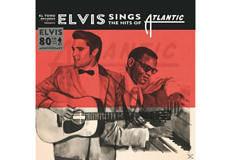 Elvis Presley - Elvis Sings The Hits Of Atlantic (Colored Vinyl) - (Vinyl)