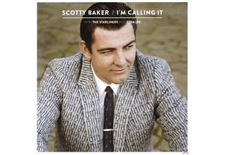 Scotty Baker - I'm Calling It  - (CD)