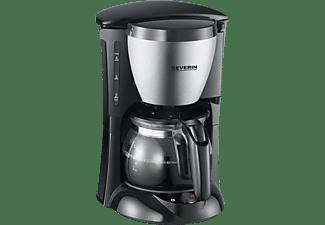SEVERIN KA 4805 Kaffeemaschine Schwarz/Silber