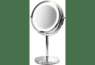 Espejo - Medisana 88550 CM 840 Ampliación 5x, Iluminación LED, Giratorio