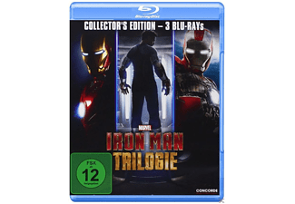 Iron Man Trilogie (Collector's Edition)  Blu-ray