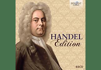 VARIOUS - Händel Edition  - (CD)