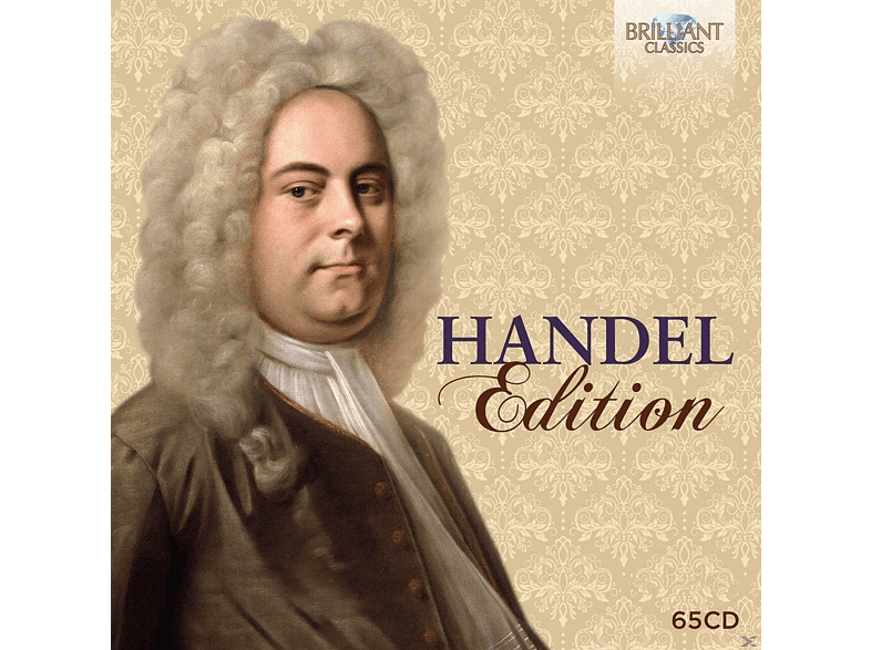 VARIOUS - Händel Edition [CD]