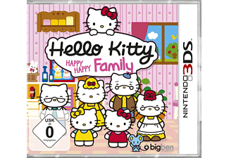 Hello Kitty Happy Happy Family - [Nintendo 3DS]