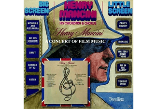 Mancini, Henry, & His Orchestra - BIG SCREEN-LITTLE SCREEN &...  - (CD)