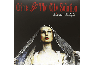 Crime & The City Solution - American Twilight - (LP + Bonus-CD)
