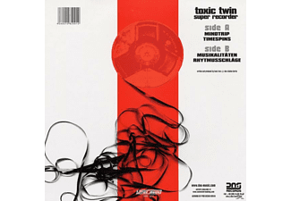 Toxic Twin - SUPER RECORDER  - (Vinyl)
