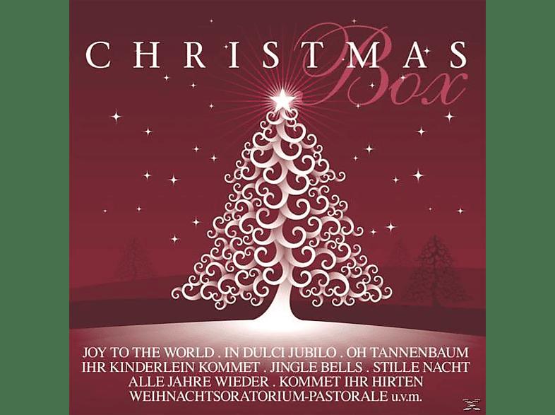 VARIOUS - Christmas Box [CD]