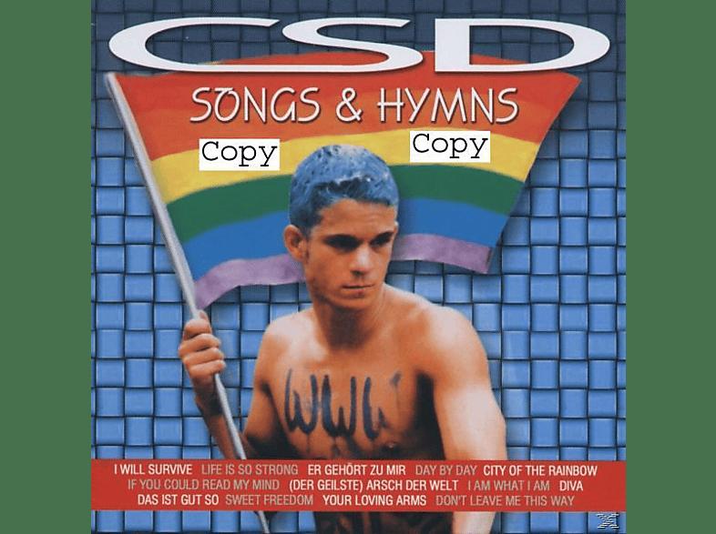 VARIOUS - CSD Songs & Hymns [CD]