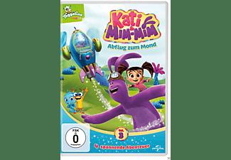 Kati & Mim-Mim 003 - Abflug zum Mond DVD