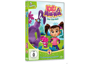Kati & Mim-Mim 004 - Der Tihi-Rex DVD