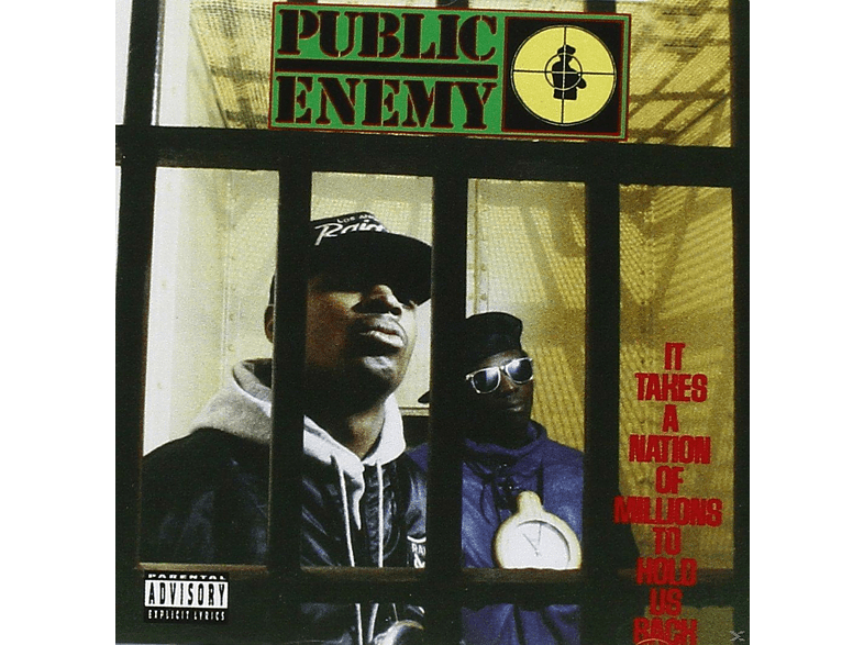 Public Enemy - It Takes A Nation Of CD