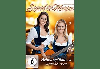 Sigrid & Marina - Heimatgefühle Zur Weihnachtszeit  - (CD + DVD Video)