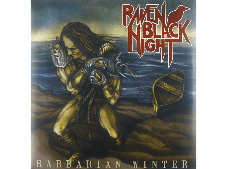 Raven Black Night - Barbarian Winter [Vinyl]