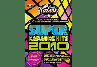 Karaoke - Super Karaoke Hits 2010  - (DVD)