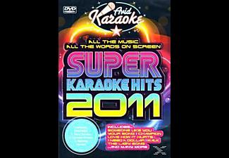 Karaoke - Super Karaoke Hits 2011  - (DVD)