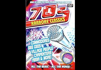 Karaoke - 70's Karaoke Classics  - (DVD)