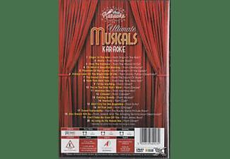 Karaoke - Ultimate Musicals Karaoke  - (DVD)