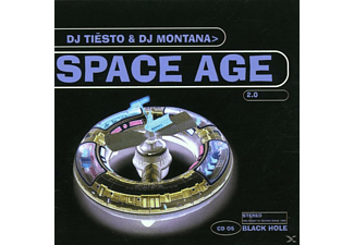 DJ Tiësto - Space Age 2.0 - (CD)