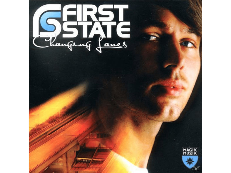 First State - Changing Lanes [CD]
