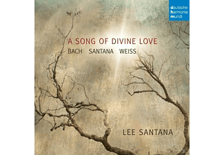 Lee Santana - A Song Of Devine Love  - (CD)