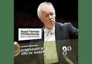 Royal Flemish Philarmonic, Edo De Waart - Symphony No.1  - (CD)