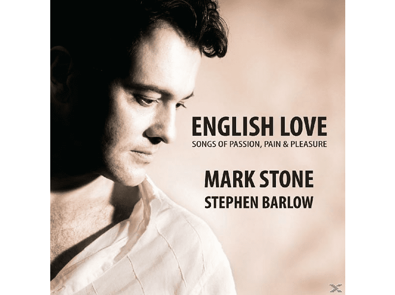 Stephen Barlow, Mark Stone - English Love [CD]