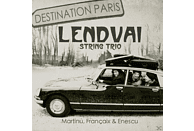 Lendvai String Trio - Destination Paris [CD]