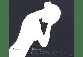 Pjotr Leschenko - Fantasiestücke op.73/Sonaten  - (SACD Hybrid)