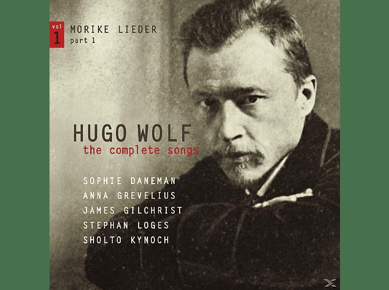 VARIOUS - Sämtliche Lieder,Vol.1: Mörike Lieder [CD]