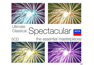 VARIOUS - Ultimate Classical Spectacular - (CD)