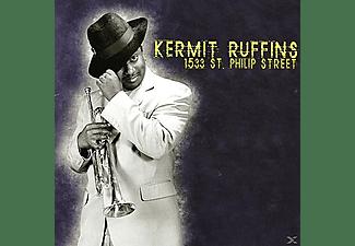 Kermit Ruffins - 1533 ST.PHILIP STREET  - (CD)