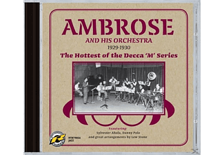 Ambrose & His Orchestra, Ambrose And His Orchestra - The Hottest Of The Decca 'm' Series  - (CD)
