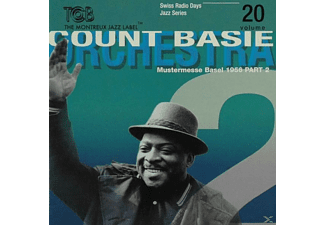 Count Basie, Count Basie Orchestra - Radio Days Vol.20-Basel 1956/2  - (CD)