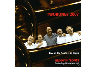 Twobones 2007 - Groovin' Bones  - (CD)