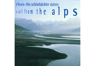 Hans & The Alpine Experience Kennel - A Call From The Alps  - (CD)