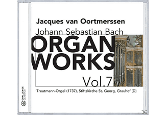 Jacques Van Oortmerssen - Organ Works Vol.7  - (CD)