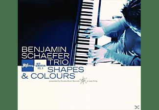 Benjamin Trio Schaefer - Shapes & Colours  - (CD)