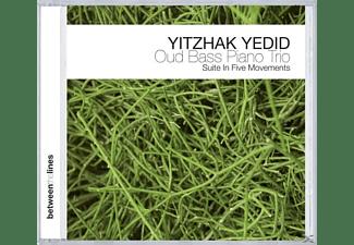 Yitzhak Yedid, Yitzhak / Oud Bass Piano Trio Yedid - Suite In Five Movements  - (CD)