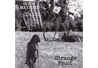 Irvin Mayfield - Strange Fruit  - (CD)