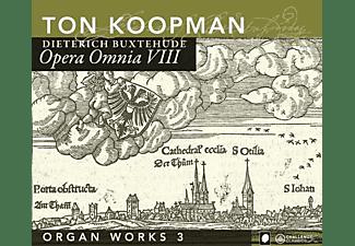Ton Koopman - Opera Omnia VIII-Organ Works III  - (CD)
