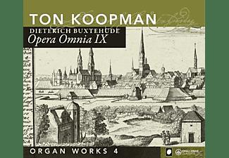 Ton Koopman - Opera Omnia IX-Organ Works IV  - (CD)