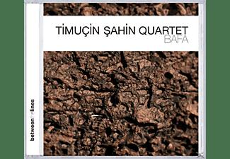 Timuçin Quartet Sahin - Bafa  - (CD)
