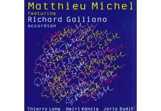 Michel Matthieu/R Galliano, Matthieu | R.Galliano Michel - Estate - (CD)