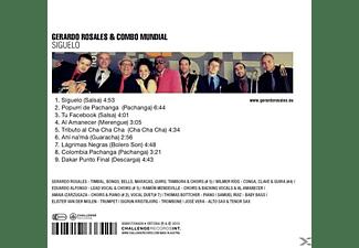 Gerardo Rosales - Siguelo  - (CD)