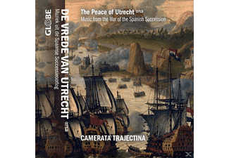 Camerata Trajectina, Camerate Trajectina - The Peace of Utrecht - (CD)