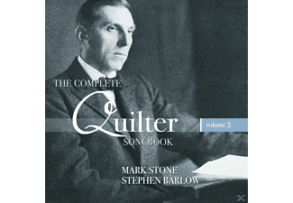 Mark Stone, Stephen Barlow - The Complete Quilter Songbook Vol.2 - (CD)